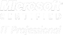 Microsoft Certified IT-Professional